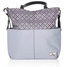 Чанта за количка Lorelli - Laura, Grey -1