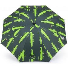 Чадър за детска количка Cosatto - Crocodile Smiles -1