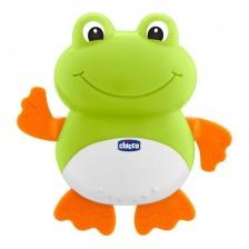 Детска играчка Chicco - Плуващо жабче -1