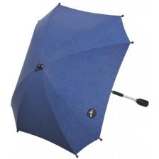Чадър за количка Mima - Xari, Denim Blue -1