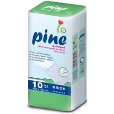 Чаршафи за еднократна употреба Pine, 60 х 90 cm, 10 броя  -1