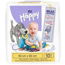 Чаршафи за еднократна употреба Bella Happy, 60x60, 10 броя -1