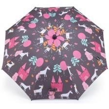 Чадър за детска количка Cosatto - Unicorn Land -1