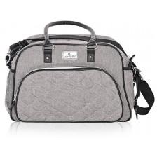 Чанта за количка Lorelli - Viola, Grey -1
