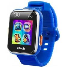 Електронна играчка Vtech - Смарт часовник, син -1