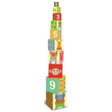 Кубчета за деца Vilac - Melusine -1