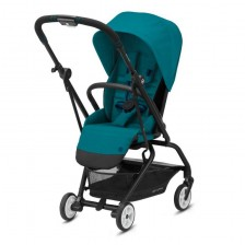 Cybex Количка Eezy S Twist 2 BLK B River blue -1