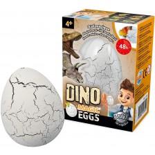 Магическо яйце Buki Dinosaurs - Динозавър, асортимент