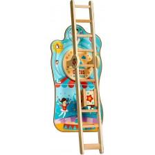 Интерактивна играчка за стена Lucy&Leo - Цирк -1
