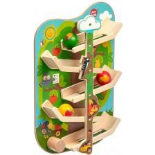 Интерактивна играчка за стена Lucy&Leo - В гората -1
