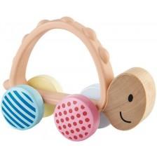 Дървена играчка Hape - Костенурка -1