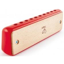 Дървена хармоника Hape -1