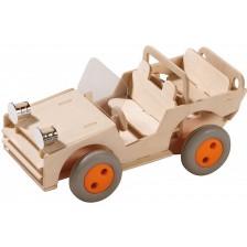 Дървена кола за сглобяване Haba Terra Kids -1