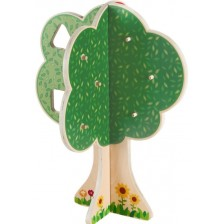 Дървен комплект Haba - Даровете на Фрьобел, дървото на  сезоните -1