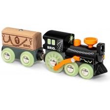 Дървена играчка Brio - Призрачно влакче -1