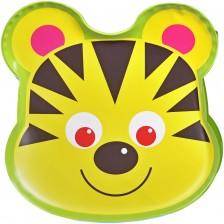 Книжка за баня: Да се къпем с тигърчето!