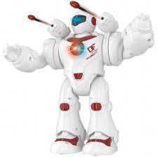 Детска играчка Yobi - Робот изстрелващ снаряди -1