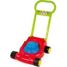 Детска играчка Mochtoys - Косачка, червена -1