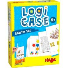 Детска логическа игра Haba Logicase - Стартов комплект, вид 3 -1