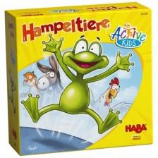 Детска игра Haba Active Kids - Животински движения -1