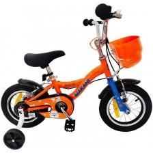 Makani Детски велосипед 12`` Bentu Orange -1