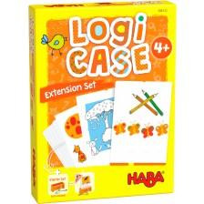 Детски карти за игра Haba Logicase - Животни -1