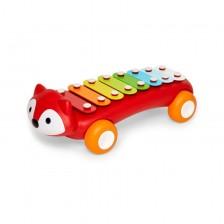 Детски ксилофон Skip Hop - Лисица -1