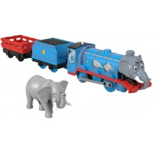 Детска играчка Fisher Price Thomas & Friends - Гордън, Слонче -1