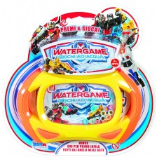 Детска джобна игра RS Toys с вода и рингове - Асортимент -1