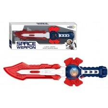 Детска играчка Ocie Space Weapon - Светлинен меч -1