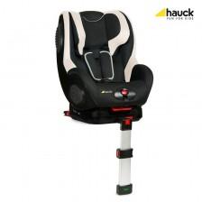 Детско столче за кола Hauck - Guardfix Isofix, бежово и черно, 9-18 kg -1