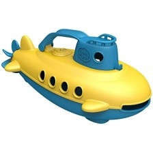 Детска играчка Green Toys - Подводница Blue Cabin -1