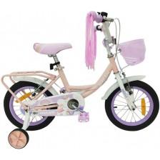 Makani Детски велосипед 14`` Breeze Pink -1