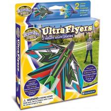 Детска играчка Brainstorm - Ултра летящи самолети -1