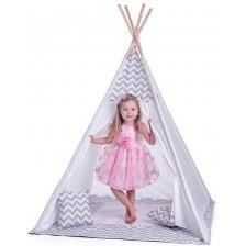 Детска палатка за игра Woody -1