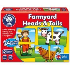 Детска образователна игра Orchard Toys - Животът във фермата -1