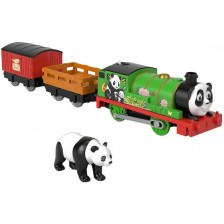 Детска играчка Fisher Price Thomas & Friends - Пърси, Панда -1