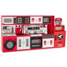 Детска кухня за кукли Force Link - Kitchen Series -1