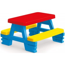 Детска маса с пейки за пикник Dolu -1
