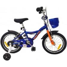 Makani Детски велосипед 16`` Bentu Dark Blue -1