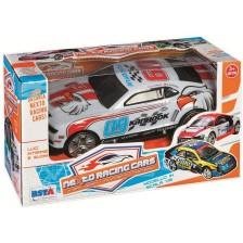 Детска играчка RS Toys Nexto Racing - Кола със звук и светлина, асортимент -1
