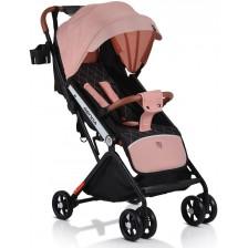 Moni Лятна количка Genoa розов -1