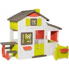 Детска къщичка Smoby - Neo Friends House -1