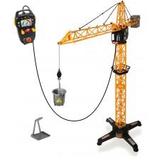 Детска играчка Dickie Toys - Гигантски кран, радиоуправляем -1