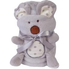 Детско одеяло Baby Matex - Willy, Коала -1