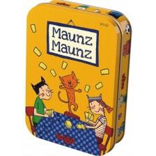 Детска магнитна игра Haba - Луди котки, в метална кутия -1