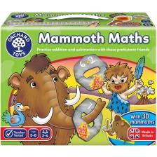 Детска образователна игра Orchard Toys - Мамутска математика -1