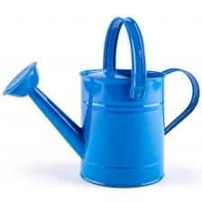 Детска метална лейка Woody - Синя -1