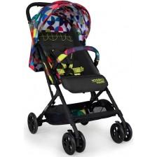 Детска лятна количка Cosatto -  Woosh 2, Kaleidoscope -1