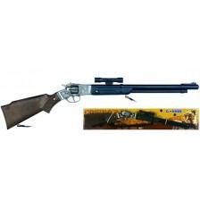 Детска играчка Gonher Cowboy - Пушка двуцевка -1
